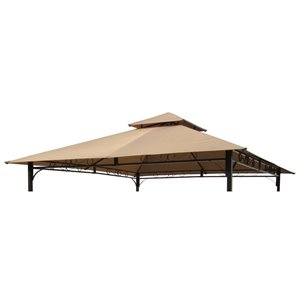 Hamilton 10-foot Replacement Gazebo Canopy