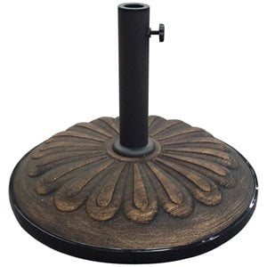 St. Kitts Resin Patio Umbrella Base