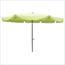International Caravan 8' Patio Umbrella w/Tilt & Crank (3M Diameter)