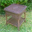 International Caravan Monaco Outdoor Patio Side Table