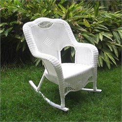 International Caravan Chelsea Outdoor Rocking Chair