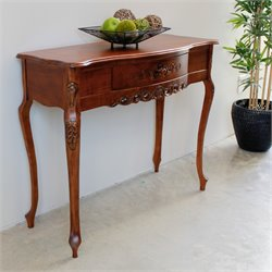 Console Table in Walnut