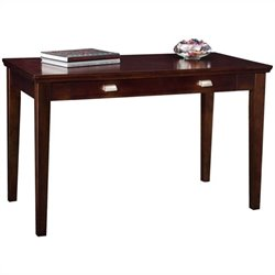 Leick Furniture Laptop-Writing Desk in a Chocolate Cherry Finish