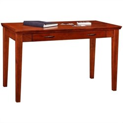 Leick Furniture Westwood Cherry Laptop-Writing Desk in Brown Cherry