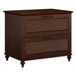 Kathy Ireland by Bush Volcano Dusk Lateral File Cabinet