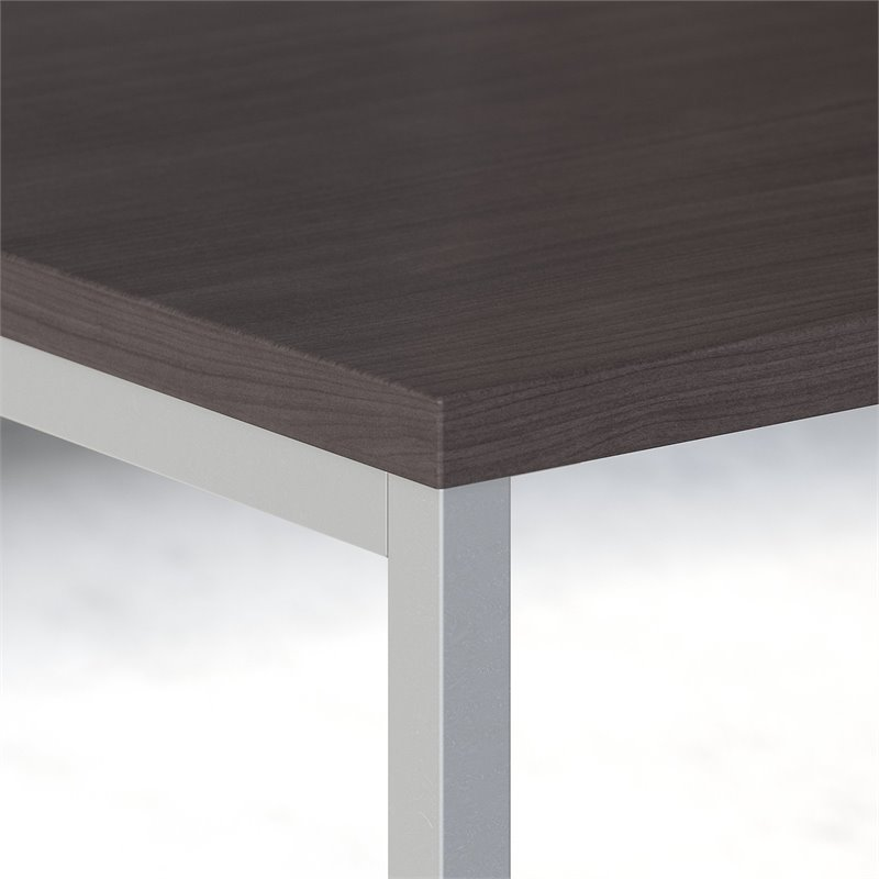 Office By Kathy Ireland Method 60W Table Desk In Storm