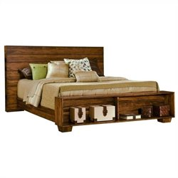 Angelo Home Chelsea Park Solid Wood Platform Bed - Queen