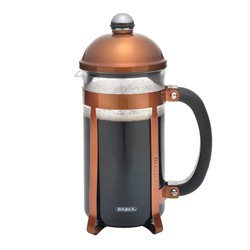 BonJour Coffee 8 Cup French Press in Copper