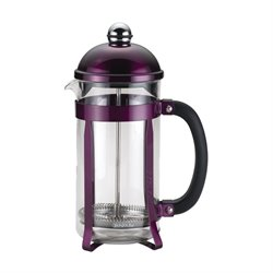 BonJour Coffee 8 Cup French Press in Purple