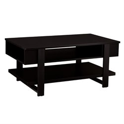 Holly & Martin Cloke Coffee Table in Black