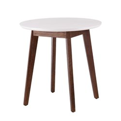 Holly & Martin Oden Table in White
