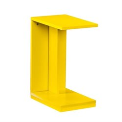 Holly & Martin Bocks End Table in Citrine