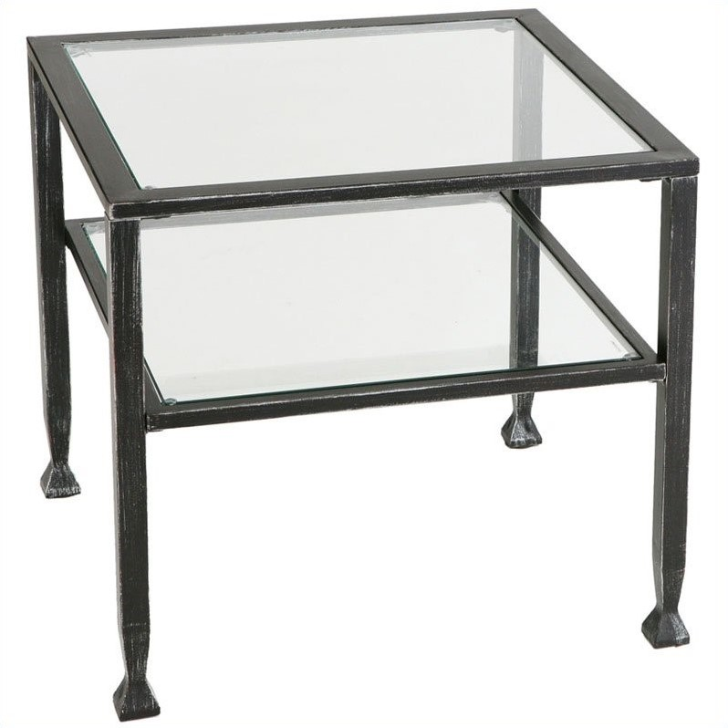 Metal Or Glass Bunching Cocktail Table