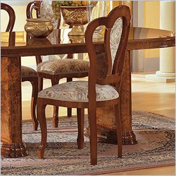 camelgroup Milady Dining Chair in Walnut