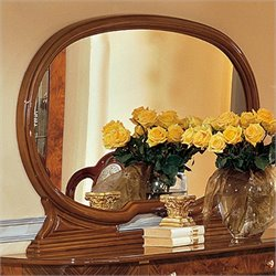 camelgroup Milady Buffet Mirror in Walnut