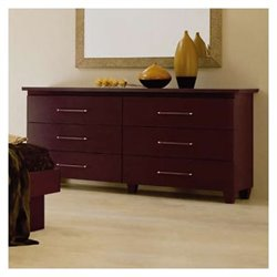 camelgroup Miss Italia Double Dresser in Matte Lacquer