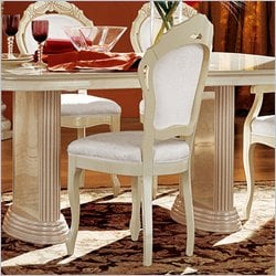 camelgroup Rossella  Dining Chair in Ivory