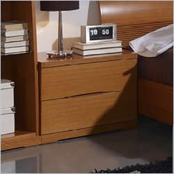 Benicarlo 114 Series Nightstand in Cherry