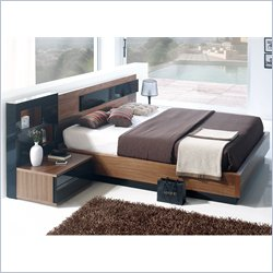 Benicarlo Jana Platform Bed - Queen