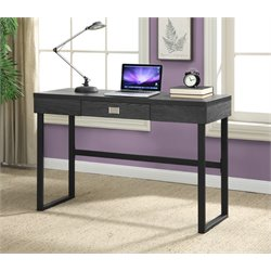 Convenience Concepts Northfield Writing Desk in Gray