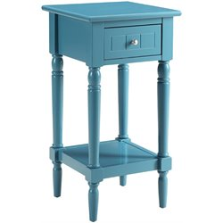Convenience Concepts French Country Khloe Square End Table