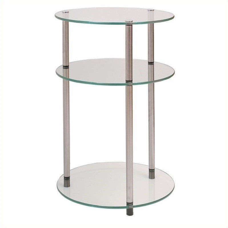 3 Tier Round Table 157007