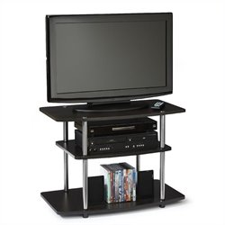 Convenience Concepts Designs2Go™  3-Tier TV Stand in Espresso