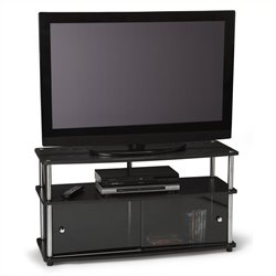 Convenience Concepts Designs2Go™ Plasma TV Stand in Black