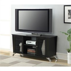 Convenience Concepts Designs2Go Voyager TV Stand - Black