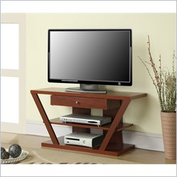 Convenience Concepts Designs2Go Malibu TV Stand - Cherry