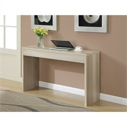 Convenience Concepts Northfield Hall Console - Weathered White