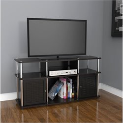 Convenience Concepts Designs2Go Chelsea TV Stand - Black