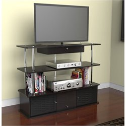 Convenience Concepts Designs2Go Aspen TV Stand - Black
