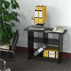 Convenience Concepts Designs2Go Office Organizer Stand - Black