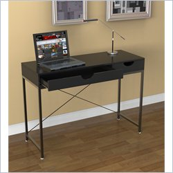 Convenience Concepts Designs2Go Catalina Desk - Black
