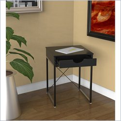 Convenience Concepts Designs2Go Catalina Printer Stand - Black