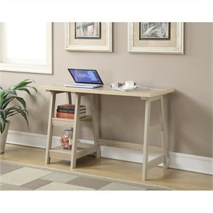 Desk - Weathered White