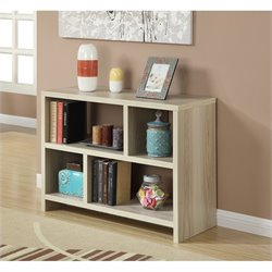Convenience Concepts Northfield White Console Table - Weathered White