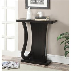 Convenience Concepts Newport Mozart Console Table - Espresso