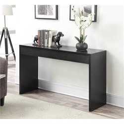 Convenience Concepts Northfield Hall Console in Black