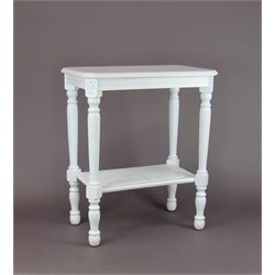Wayborn Console Table in Whitewash