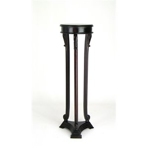 Wayborn Louis Plant Stand in Brown