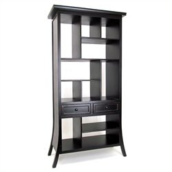 Wayborn Suchow Display Unit in Antique Black