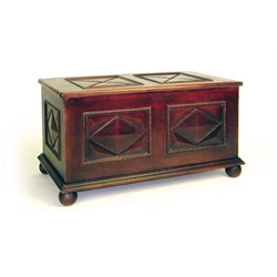Wayborn Hope Chest in Brown