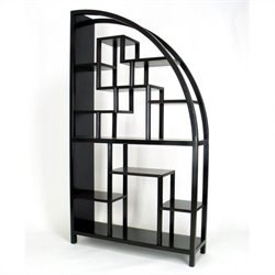 Wayborn Hangchu Display Unit in Black