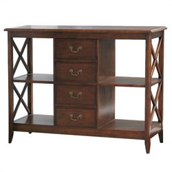 Wayborn Eiffel Console in Brown
