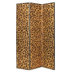 Look Room Divider in Gold and Black