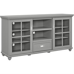 Altra Furniture Aaron Lane 55'' TV Stand in Gray