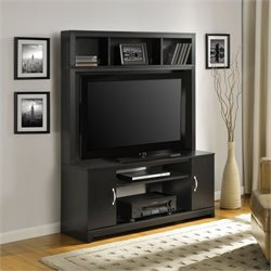 Home Entertainment Center in Espresso