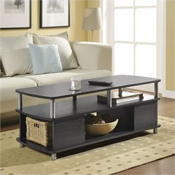 Altra Furniture Carson Coffee Table in Espresso Finish